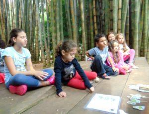 Tai Chi Chuan para Crianças e Natureza