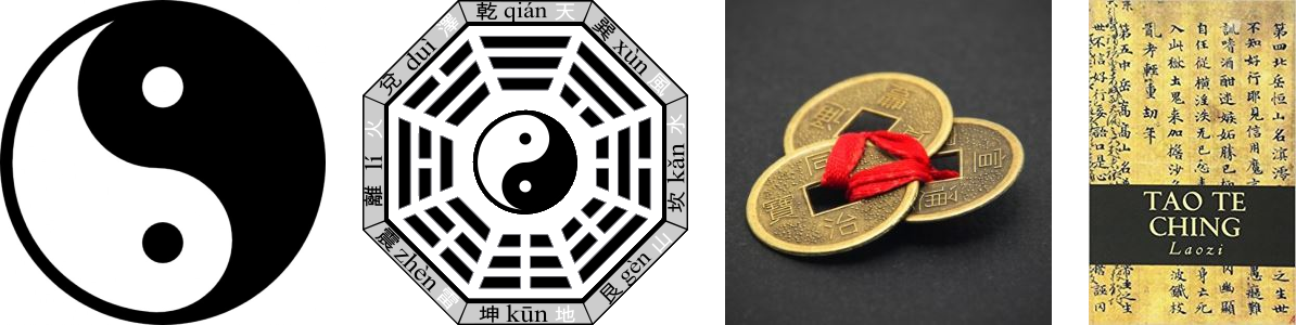 Referências do Tai Chi Chuan: Yin e Yang, Ba Gua, Livro das Mutações e Tao Te Ching