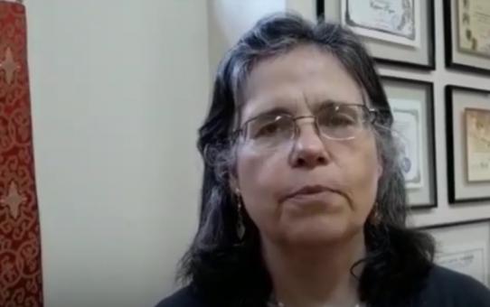Depoimento de Beatriz Carvalho Ricardo sobre os benefícios do Tai Chi Chuan