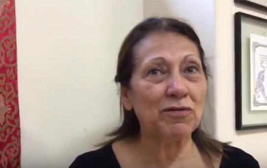 Depoimento de Maria Conceição M. Ferreira sobre os benefícios do Tai Chi Chuan